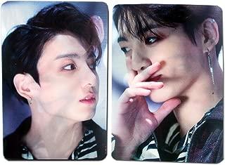 BTS Lenticular Cards Love Yourself Tear (Jungkook)
