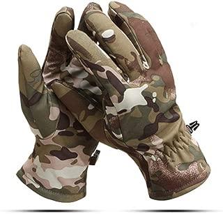 MINIKATA Men&Women Winter Glove Outdoor Warm Fleece Gloves with Touchscreen