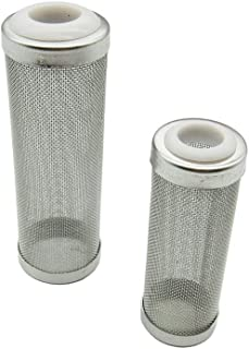 stainless steel filter guard