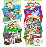 CTP Learn to Read Fun & Fantasy Variety Pack Gr. K-1 (絵本12冊+CD1枚)