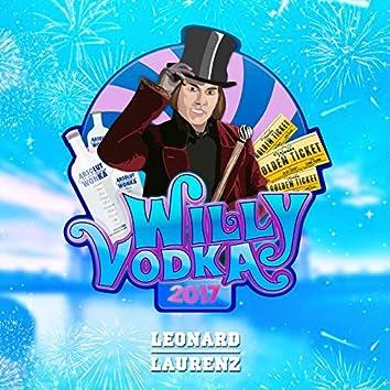 Willy Vodka 2017