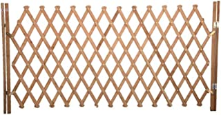 Migavan Stretchable Expansion Pet Dog Safety Guard Gate Fence Barrier for Home Doorways Stairs Bedroom Kitchen Corridor Balcony