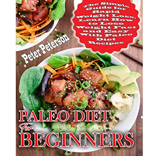 Paleo Diet for Beginners cover art