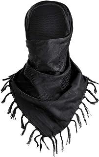 sciarpa ciclismo 50 x 25 cm sciarpa per il viso Mi-Necraft 35 senza cuciture collo e parabrezza Sciarpa da testa per sport maschera per il viso sciarpa