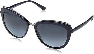 DG4304 3119K4 Blue Cat Eye Sunglasses for Womens