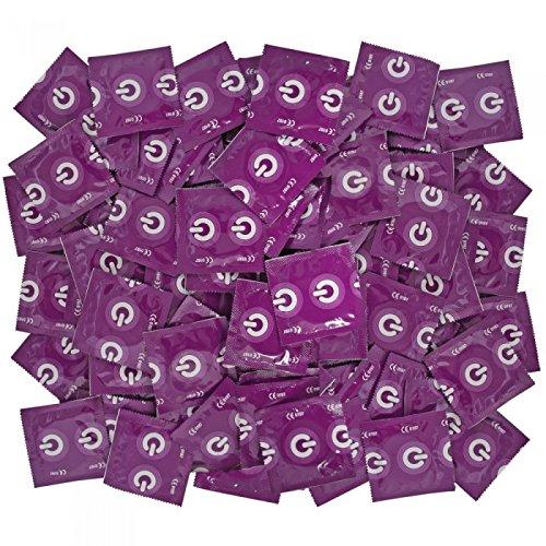 ON) Kondome - Extra Stark/Professional - extra starke Kondome für den sicheren Geschlechtsverkehr - 100 Stück (1x100er)