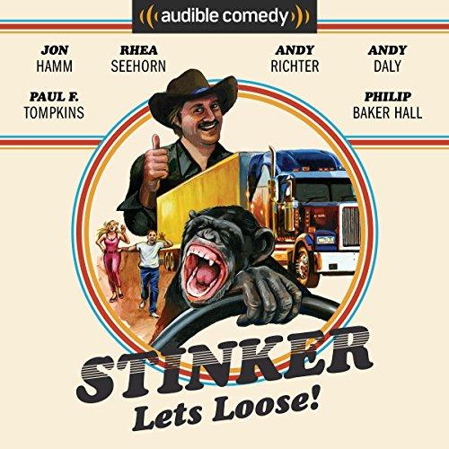 Stinker Lets Loose! cover art