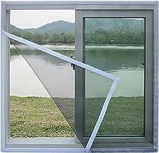 Magnetisch venster Scherm Verstelbaar glasvezel Mesh-scherm Netting Mesh-gordijn Verwijderbaar en wasbaar met eenvoudige D...