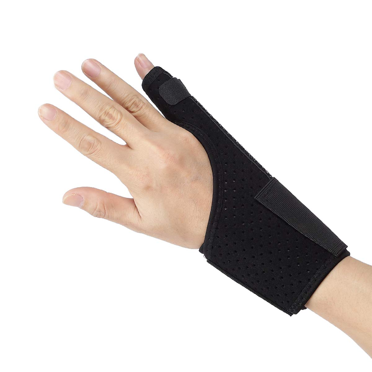 ultrafun trigger finger splint brace support breathable wrist and thumb fracture finger stabilizer brace sleeves for pain relief carpal tunnel