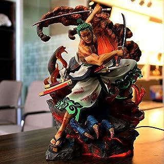 LH-MTZH ピラットLCゴーストアイランドSauron Figur Ghost Island Drei Meister Este Beleuchtung Statue Boxed Anime Figur Dekoration Statue ...