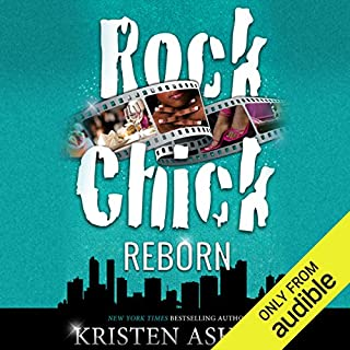 Rock Chick Reborn audiobook cover art