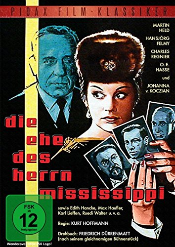 Die Ehe des Herrn Mississippi (Pidax Film-Klassiker)
