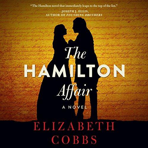 The Hamilton Affair audiobook cover art