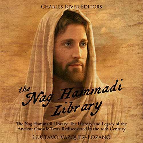The Nag Hammadi Library audiobook cover art