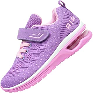 Kids Athletic Tennis Running Shoes Breathable Sport Air Gym Jogging Sneakers for Boys & Girls