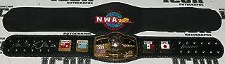 Ric Flair Signed NWA Deluxe Replica Title Belt BAS Beckett COA WWE Autograph 602 - Beckett Authentication