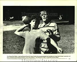 Historic Images - 1991 Press Photo Nick Nolte and Jason Gould in The Prince of Tides