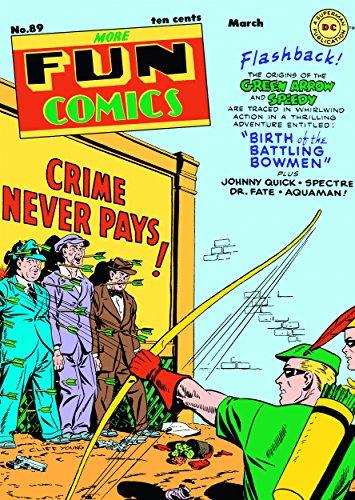 Green Arrow: The Golden Age Omnibus Vol. 1