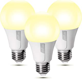 Sengled Soft White LED Light Bulbs 15 Seconds Gradual Dimming After Switch Off, Delay Off 60W Equivalent Bulb A19 E26 Base, Perfect for Bedroom Living Room, 3 Pack
