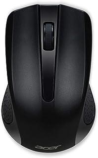 Acer NP.MCE11.00T, Bezprzewodowa Mysz, Czarny