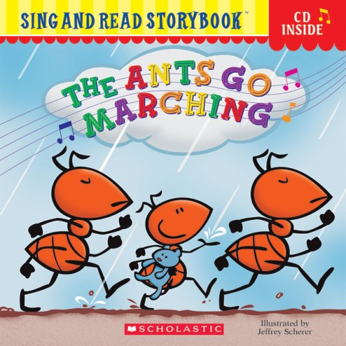 The Ants Go Marching (Sing and Read Storybook)の詳細を見る