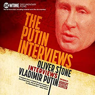 The Putin Interviews cover art
