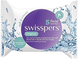 Swisspers Original 25 Facial Wipes