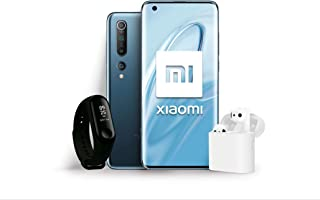 comprar comparacion Xiaomi Mi 10 Pack Lanzamiento (Pantalla FHD+ 6.67�, 8GB+128GB, Camara de 108MP, Snapdragon 865 5G, 4780mah con Carga 30W, ...