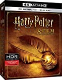 Harry Potter - 8 Film Collection (8 Blu-Ray 4K Ultra Hd+8 Blu-Ray) [Blu-ray]