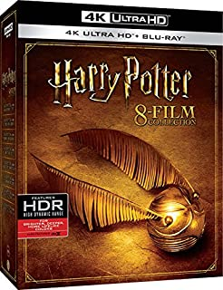 Harry Potter 1-8 Collec.(Box 16 Br 4K) (B076X2YHRF) | Amazon price tracker / tracking, Amazon price history charts, Amazon price watches, Amazon price drop alerts