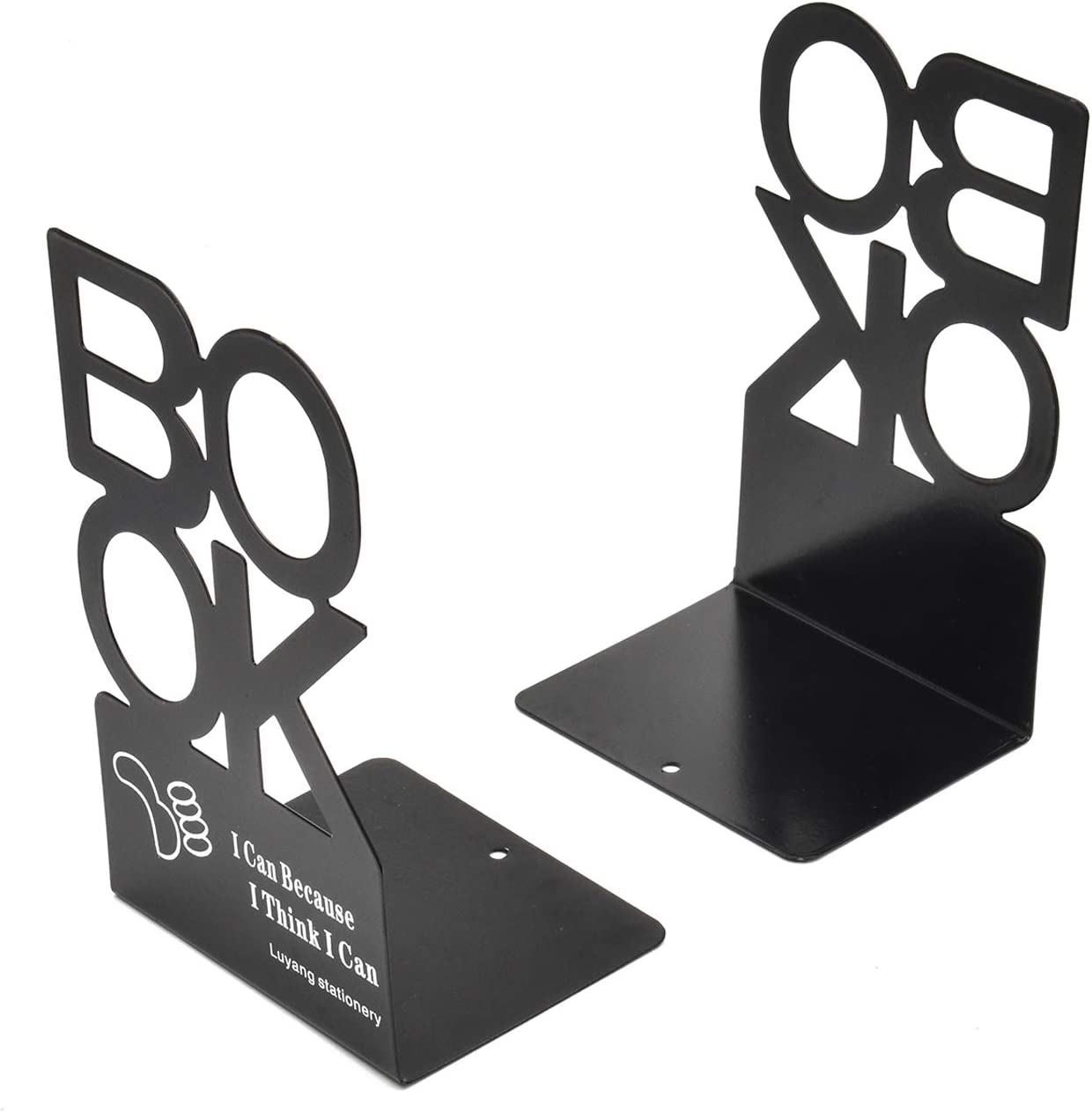 Book Ends Metal Support San Diego Mall Organizer Nonskid Booken Stand trend rank