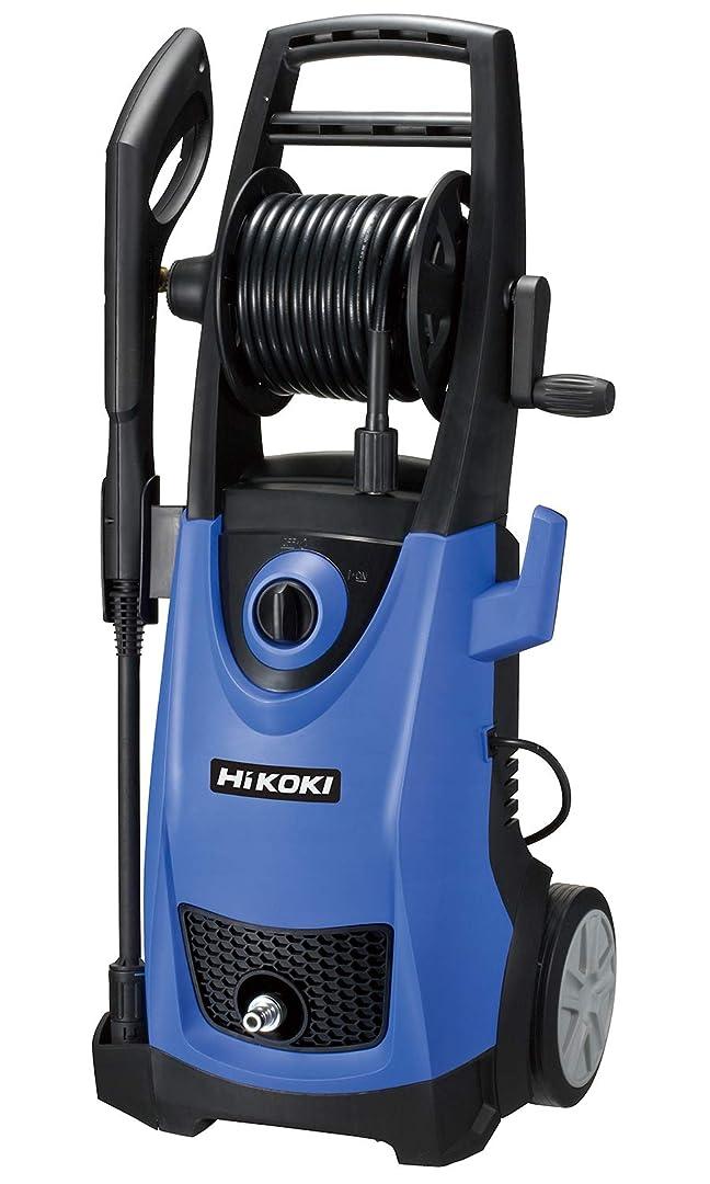 HiKOKI(旧日立工機) 家庭用高圧洗浄機 水道接続式 AC100V 1200W 10m高圧ホース付 10m延長ホース、洗浄ブラシ付 FAW110(S)