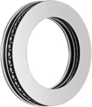 uxcell AXK3552 Thrust Needle Roller Bearings with Washers 35mm Bore 52mm OD 2mm Width