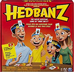 Make your own forehead game to play the board game hedbanz players each wear a headband and slide a card in the slot on the front this allows the other players to see the card while solutioingenieria Choice Image