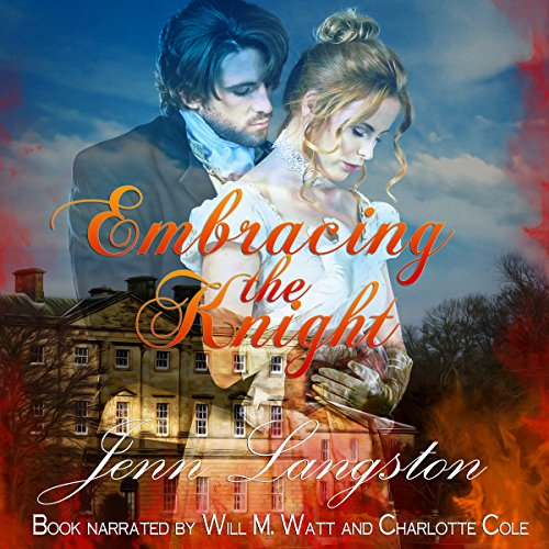 Embracing the Knight audiobook cover art