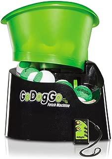 GoDogGo Fetch Machine G4 Automatic Ball Launcher Thrower for Dogs