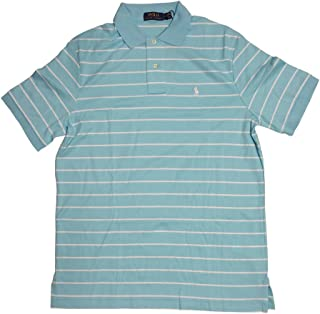 Polo Ralph Lauren Men's Classic Fit Pony Logo Striped Polo Shirt
