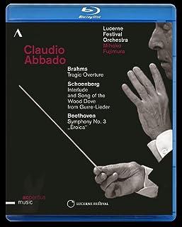 Claudio Abbado - Letztes Konzert: Lucerne Festival 2013 [Blu-ray] [Alemania]