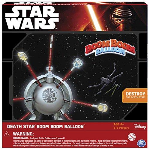 Star Wars – Boom Boom Balloon – Geschicklichkeitsspiel [UK Import]