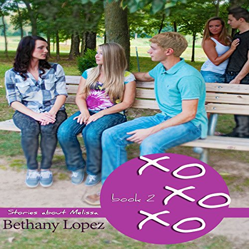 xoxoxo audiobook cover art