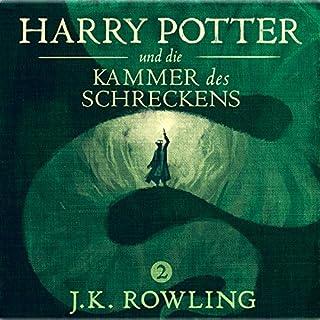 Harry Potter und die Kammer des Schreckens (Harry Potter 2) Titelbild