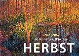 Postkartenbuch Herbst - Anaconda Verlag