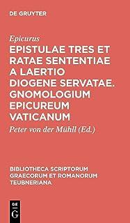 Epistulae Tres Et Ratae Sente Pb