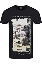 Bring Me The Horizon T-Shirt Happy Song da Uomo in Nero