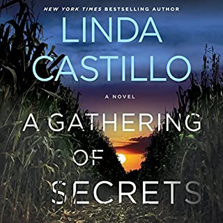 A Gathering of Secrets audiobook cover art