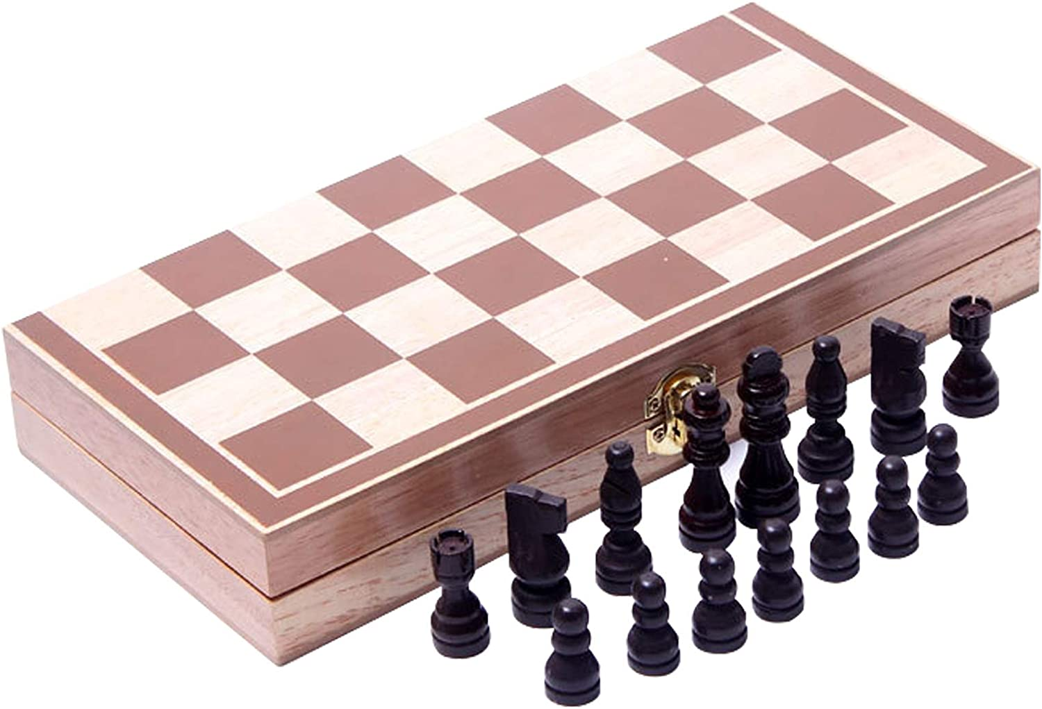 Excellent Chess Set 2 in 1 Magnetic Board New Orleans Mall Base Student Beginner for