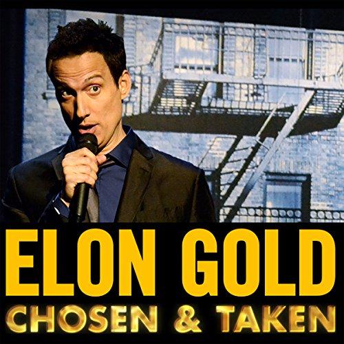 Chosen and Taken audiobook cover art