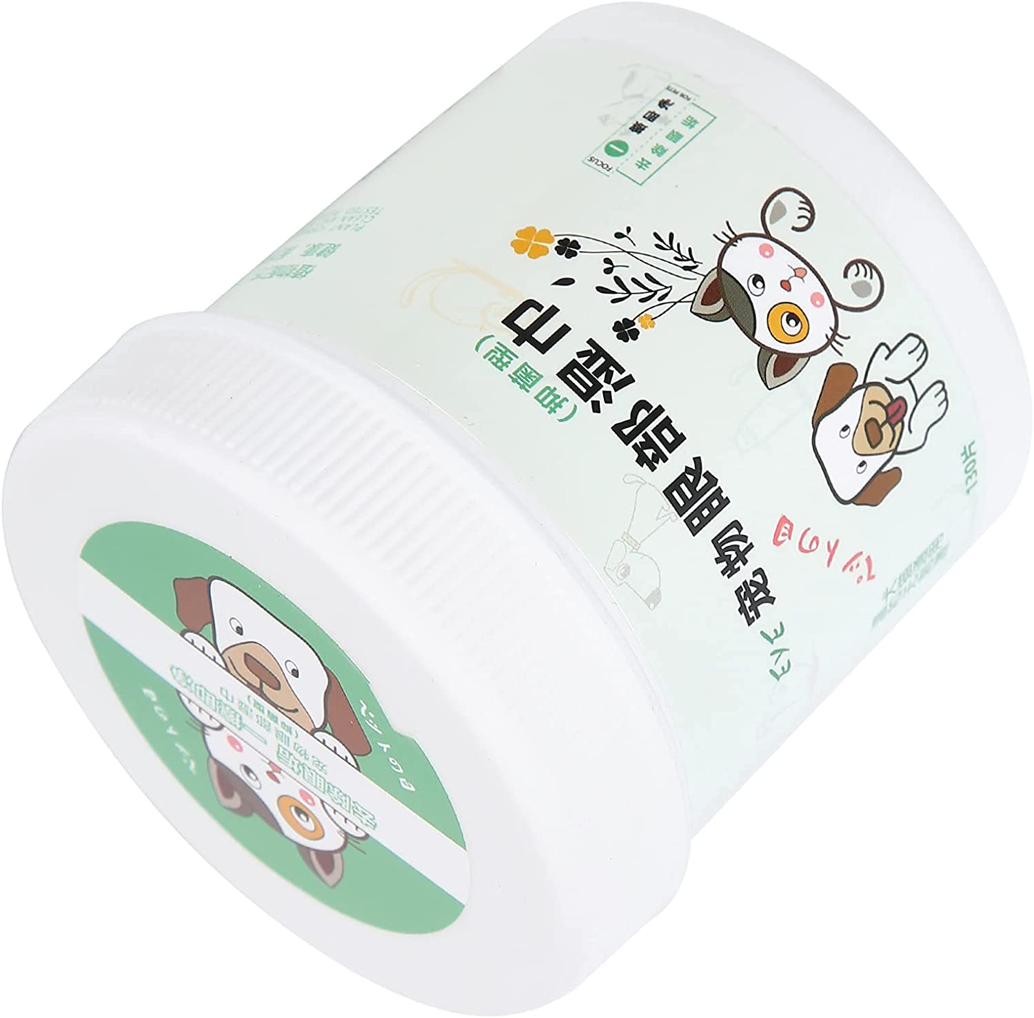 sale Jacksing Cleaning Popular products Wipes Portable Gentle Pet Tissue Wet