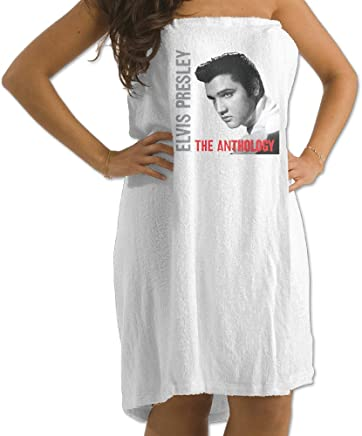 Elvis Presley Bath Towel Soft Beach Towels Soft Touching And Comfort Feeling