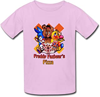 Kid's Photo Five Nights at Freddy T-Shirts by Mjensen